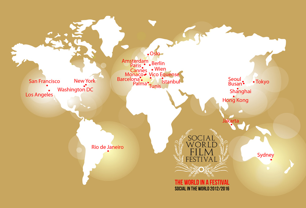 Mappa Social in the World